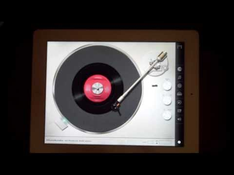 Vinyl..iPad Record Player..  The Coolest Way To Listen To Music On Your iPad