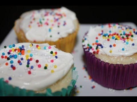 Cake Mix Cupcakes