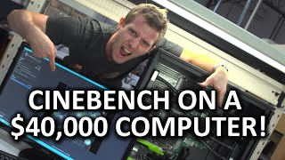 A $40,000 Quad CPU Computer - HOLY $H!T Ep. 10