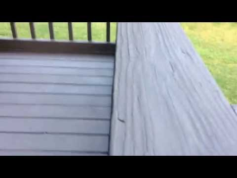 Olympic exterior solid stain whole house and deck