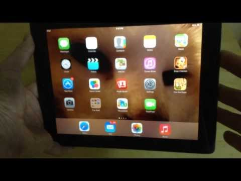 How To Lock Screen Rotation On iPad
