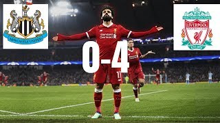 Epl Highlights Newcatle Vs Liverpool 0-4 all goals(last match) 2019