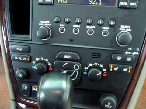 2006 Volvo S60 2.5T AWD S4222