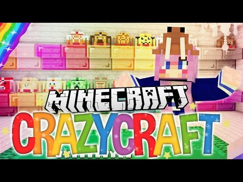 Backpacks Grow on Trees!   Ep 37   Minecraft Crazy Craft 3.0