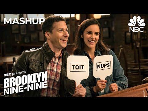 Jake & Amy's Toit Nups | BROOKLYN NINE-NINE