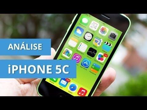 iPhone 5C 8GB Review e Onde Comprar com Melhor Preço