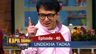 Undekha Tadka - Ep 40 - Jackie Chan & Richa Sharma - The Kapil Sharma Show - SonyLIV - HD
