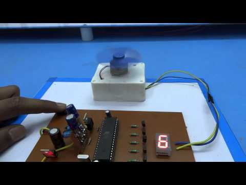 Dc Motor Speed Control Using 8051 Microcontroller