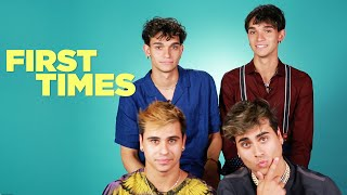 The Dobre Brothers Tell Us About Their First Times