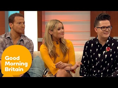 Joe Swash, Laura Whitmore And David Morgan Discuss I'm A Celebrity... Rumours | Good Morning Britain