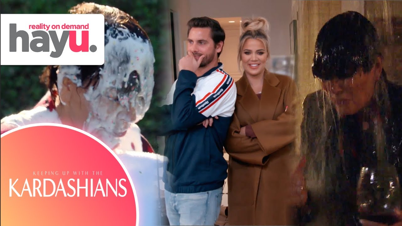 PRANKS With The Kardashians | Keeping Up With The Kardashians