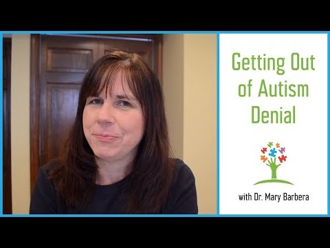 How to Get a Parent Out of Autism Denial