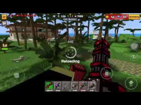 Pixel Gun 3D Automatic Peacemaker [Review]