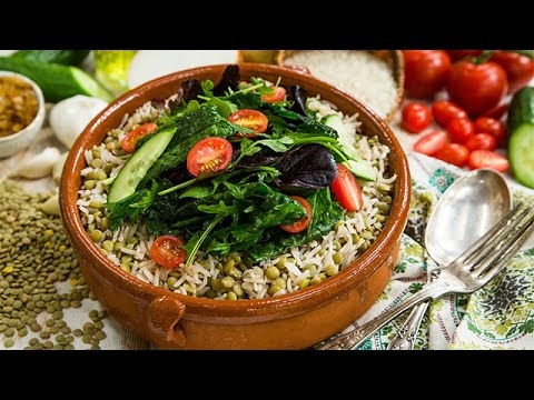 Recipe - Debbie Matenopolous' Lebanese lentils and Rice - Home & Family