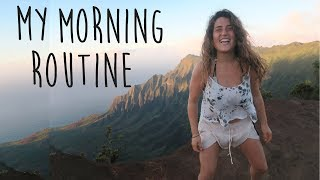 My Epic Morning Routine