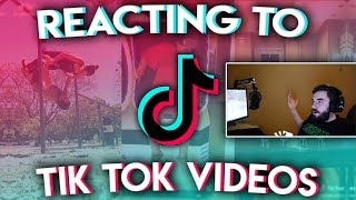 72HRS REACTS TO TIK TOK VIDEOS !!!