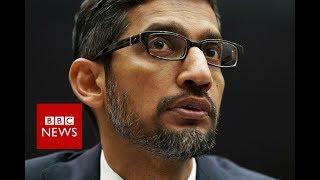Google chief denies political bias claims - BBC News