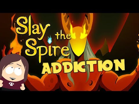 Addicted to Slay The Spire || 50+ Hours of Gametime