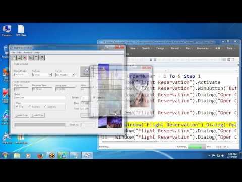 UFT Tutorial 36: Error Handling in UFT / QTP