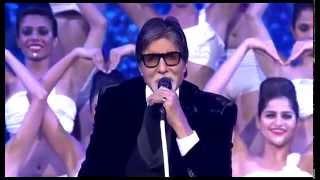 PIDDLY Unplugged Version | Amitabh Bachchan | Star Guild Awards, 2015