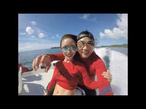 Moorea and Bora Bora 2017 VLOG Philip and Ella