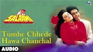 Salaami : Tumhe Chhede Hawa Chanchal Full Audio Song   Ayub Khan  Samyukta