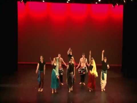 Bollywood Dance Critique- Jai Ho
