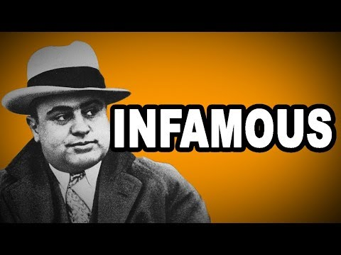 Learn English Words: INFAMOUS - Meaning, Vocabulary with Pictures and Examples