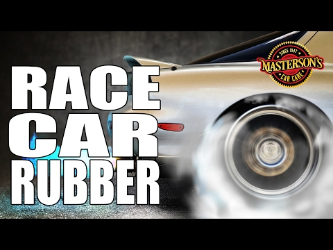 How To Remove Road Tar and Tire Rubber - Masterson's Car Care - Auto Detailing