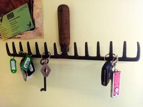 DIY Creative key holders Ideas