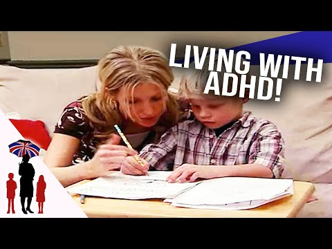 How to make life better for a child with ADHD   Supernanny