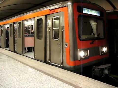 Athens Metro in Station Akropoli