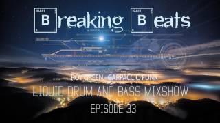Liquid Drum and Bass Mix April 2017
