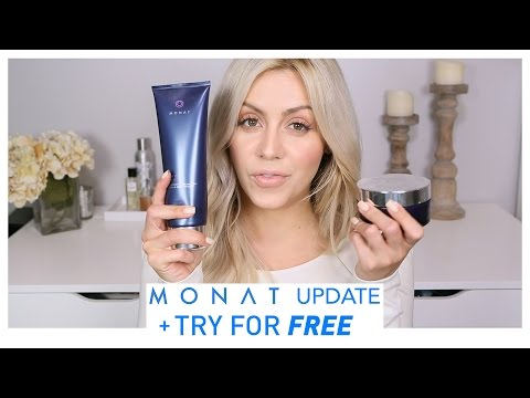 Monat Update + How to try the products for FREE