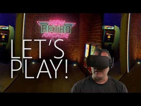 ASMR Let's Play: New Retro Arcade Neon ~ ASMR/Whispered/Binaural