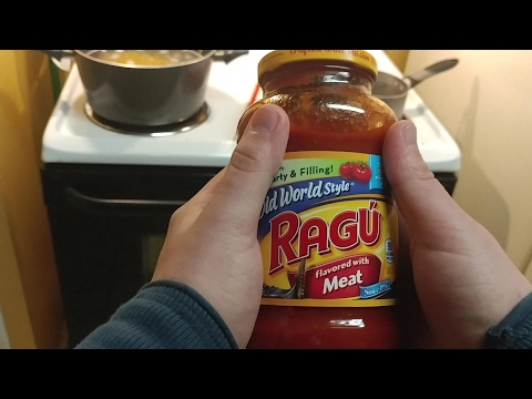 Meat Flavored Ragu