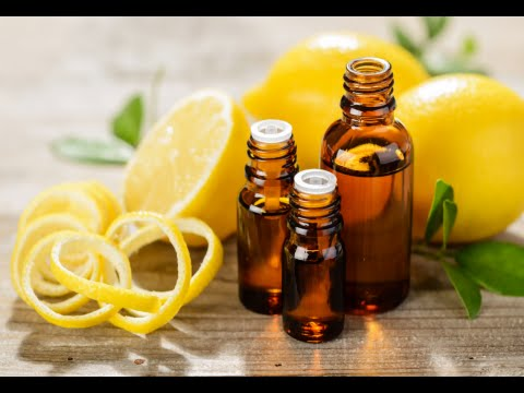 How to Make Lemon Essential Oil - Lemon Essential Oil For All Skins