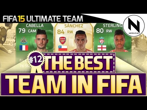 PACE IS KING! - FIFA 15 The Best Team in FIFA! #12