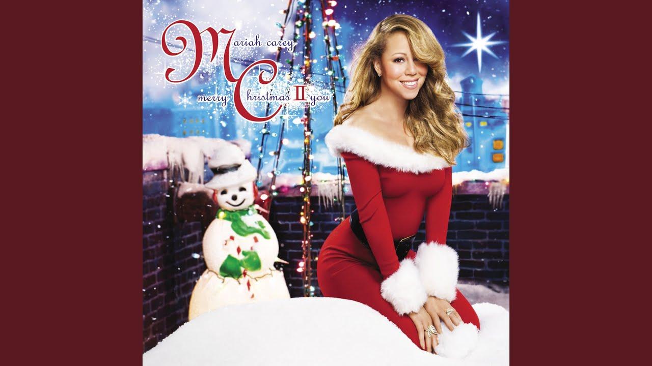 Mariah Carey - O Little Town of Bethlehem / Little Drummer Boy Medley
