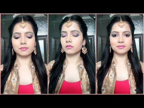 How To Do Makeup Step By Step For Beginners In Hindi || TipsToTop By Shalini