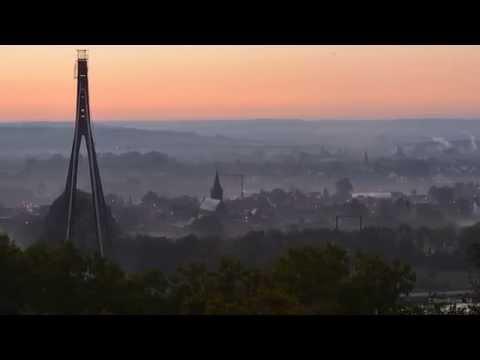 2Fogflow&Sunrise through Meuse valley