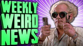 The WEIRD SCIENCE AWARDS - Weekly Weird News