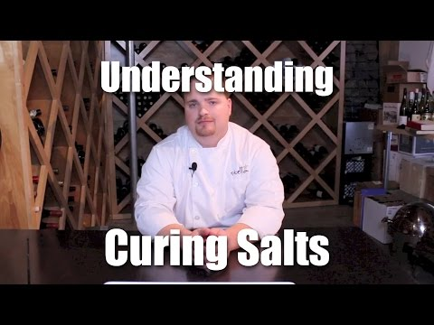 Difference Between Sodium Nitrite, Nitrate & Pink Curing Salt