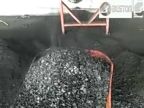 Coconut Shell Charcoal Making Machine Working Process