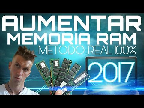 AUMENTAR MEMORIA RAM en PC SIN MENTIRAS | WINDOWS 10 | 7 | 8.1 | 8 | VISTA y XP