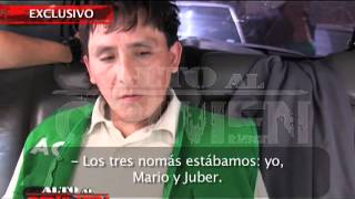 """Alto Al Crimen: Bloque 3/5: """"acción Policial: La Captura De ´charapa´ Ii"""" 19enero2013"""