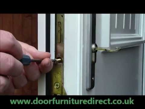 How to replace a Eurocylinder