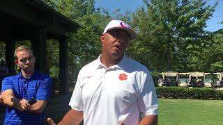 TigerNet.com - Tony Elliott  2017 golf outing