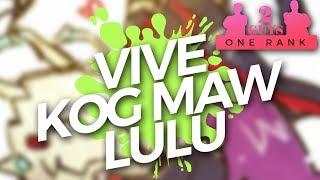 TWO GUYS ONE RANK #6 - Vive Kog