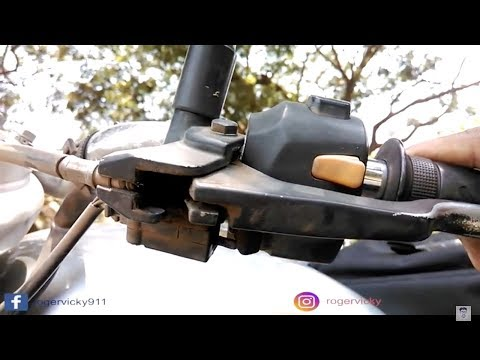 How To Change Clutch Cable Of Royal Enfield Classic 350 | Hindi
